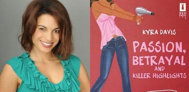 Passion betrayal and Killer highlights by Kyra Davis