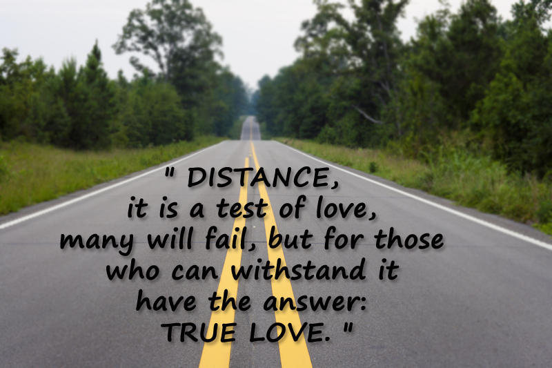 Dictionary Quotes: Long Distance Love Quotes