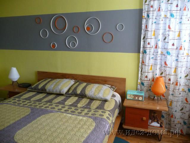 Рисунки на стенах кухни: 7 фото, идеи, мастер-классы