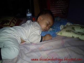 Doa Ketika Anak Sedang Tidur