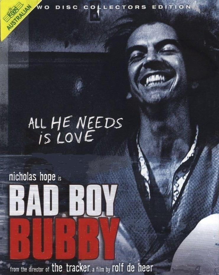 5BAllCDCovers5D bad boy bubby 2005 fs r4 retail dvd front - Bad Boy Bubby