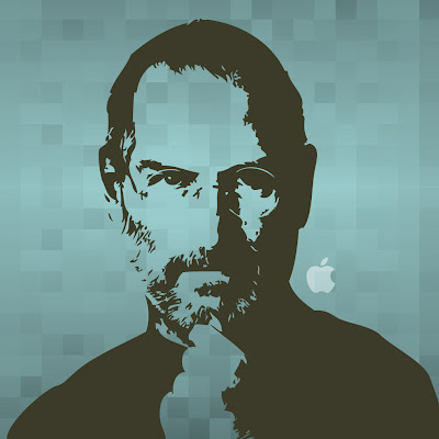 Steve Jobs, Apple download free wallpapers for iPad
