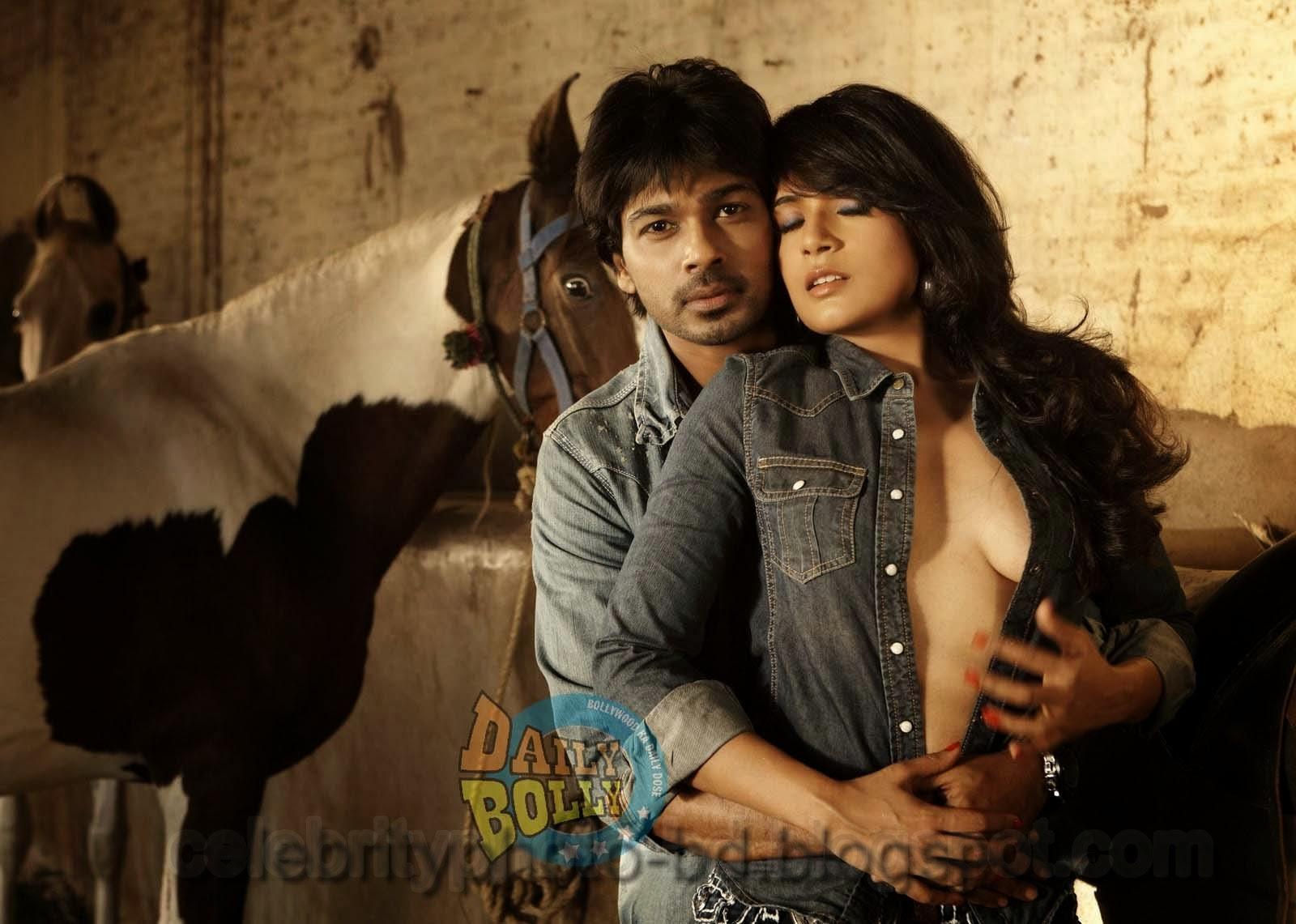 Watch+Gangs+of+Wasseypur+girl+Richa+Chadda's+turn+super+Hot+Shoot001