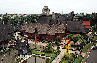 Taman Mini Indonesia