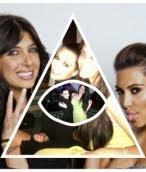 Kim Kardashian Illuminati photo