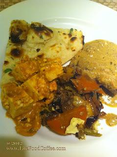Dinner Buffet at Go India restaurant at VivoCity