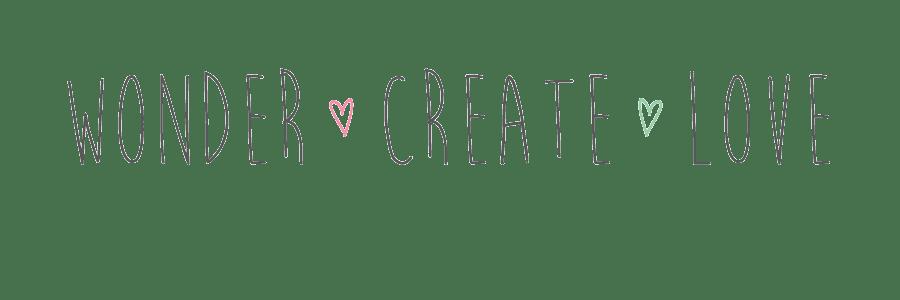Wonder Create Love