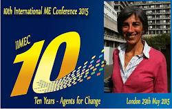 La Dra Milagros García asistirá a la conferencia de Invest in ME