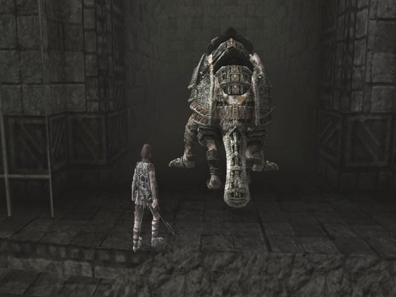shadow of colossus how to find weak spots
