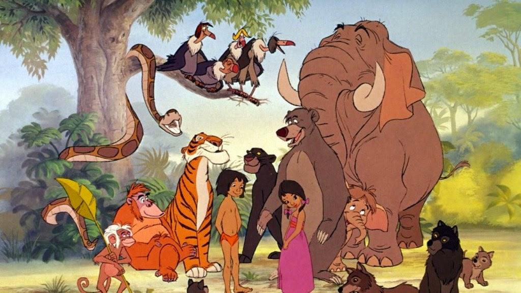Il libro della Giungla, alla ricerca di Mowgli nel centro di Roma