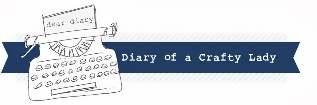 Diary of a Crafty Lady