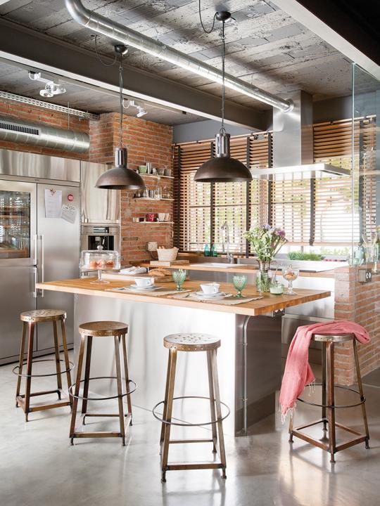 Decotips] la cocina que necesitas según lo 'cocinilla' que seas ...