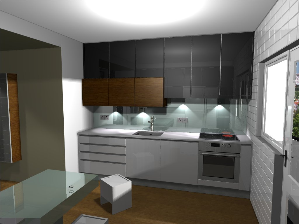 Tangente Design: Design Cozinhas #5B482F 1024 768