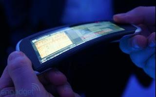"""نوكيا تكشف عن أول هاتف """"مرن"""" فى العالم"""