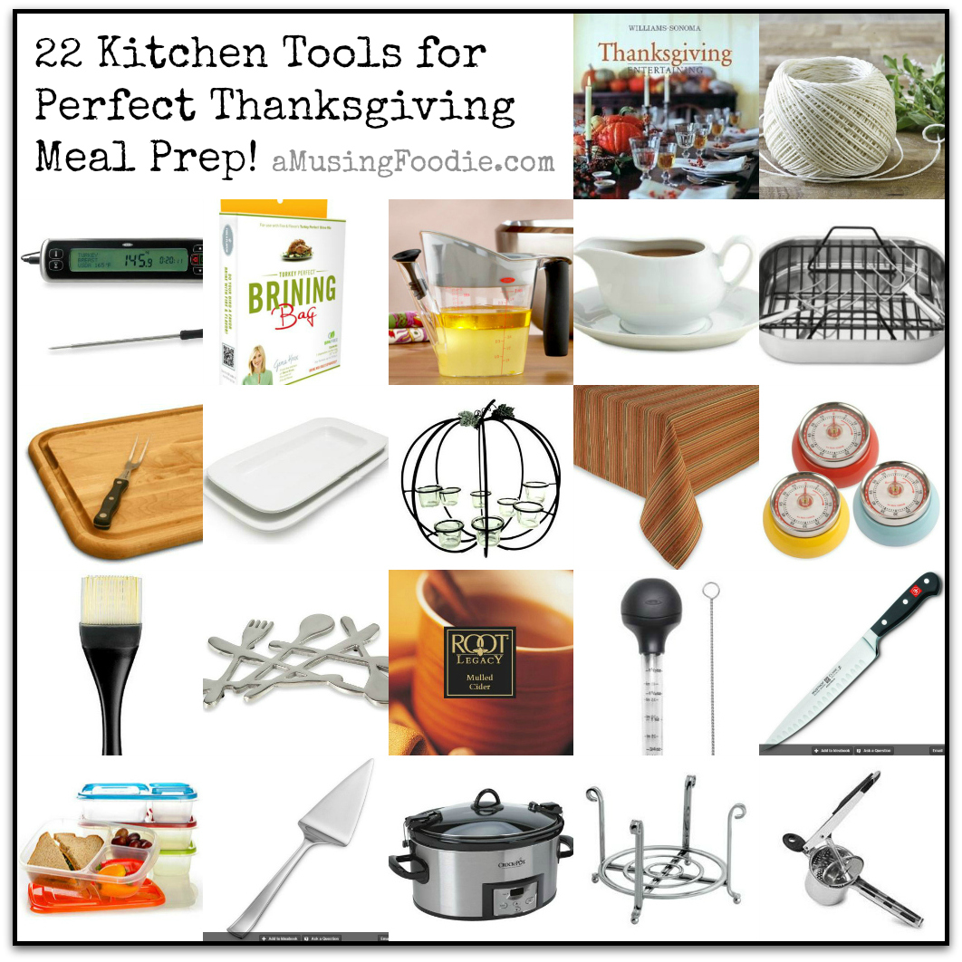 22 Kitchen Tools You Need to Make a Perfect Thanksgiving Dinner ...