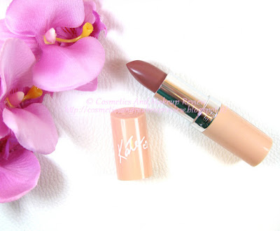 Rimmel - Lasting Finish Nude Collection by Kate Moss - Rossetto 045 Nude Malva