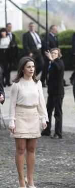Fotos Carla da Cruz Mouro - A consultora que deu nas vistas