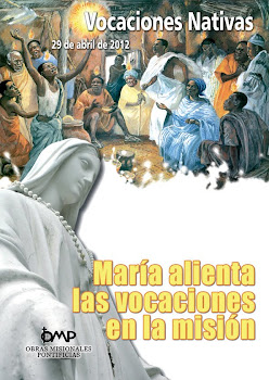 JORNADA DE VOCACIONES NATIVAS