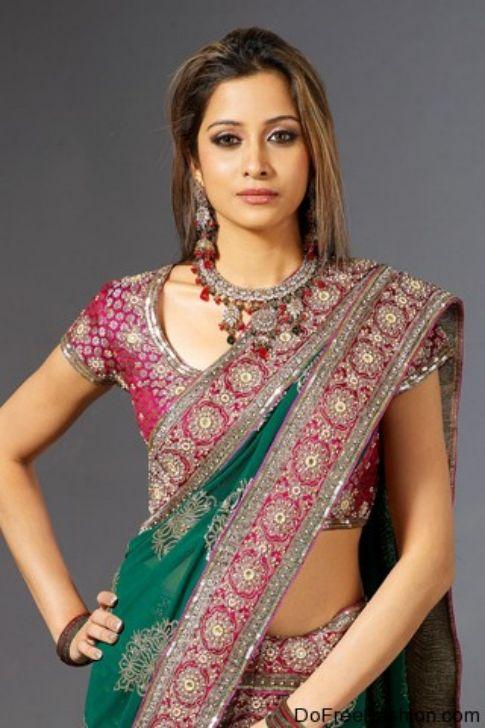 Amazing Saree BlouseIndian BlousesIndian Saree BlouseSari BlouseWomen