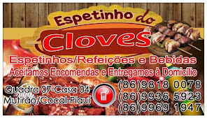 ESPETINHO E RESTAURANTE DO CLOVES