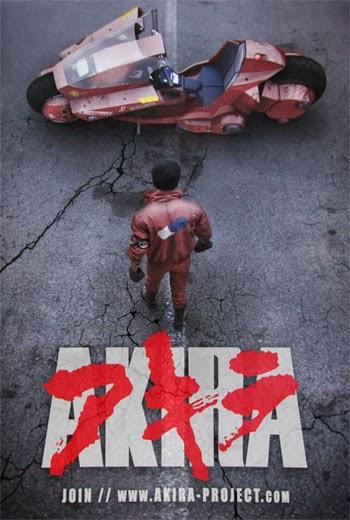 Poster Akira Project