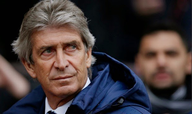 Manuel Pellegrini refuses to discuss his future after defeat