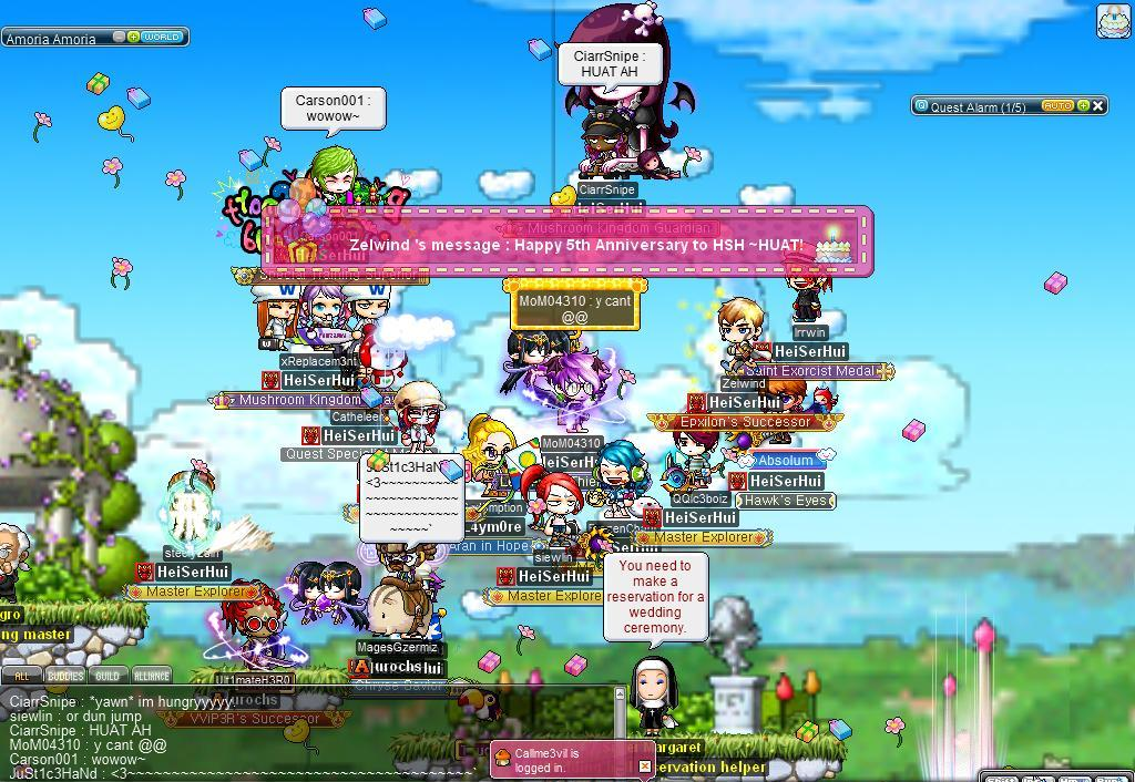 maple 3rd guide anniversary