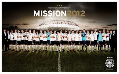 Germany National Football Team Players Euro 2012 HD Desktop Wallpaper