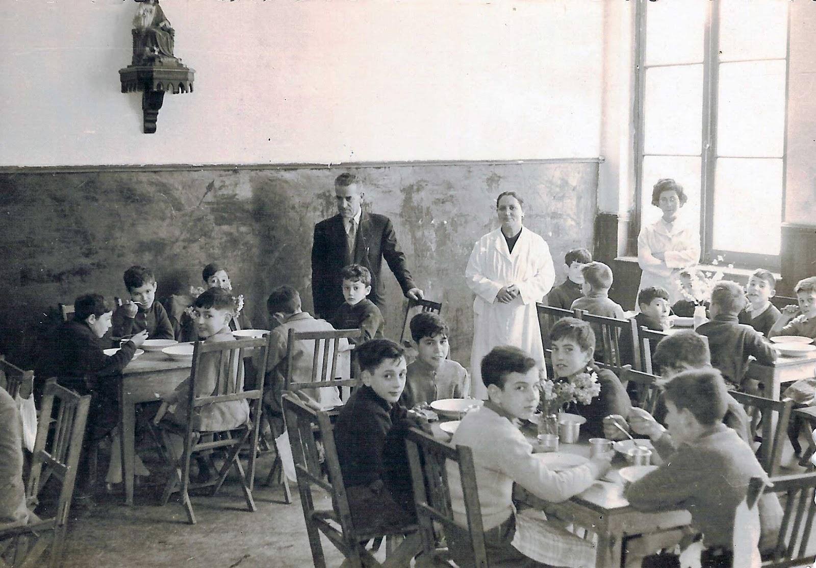 El mareometro blog el comedor escolar en las escuelas de for Comedor de escuela