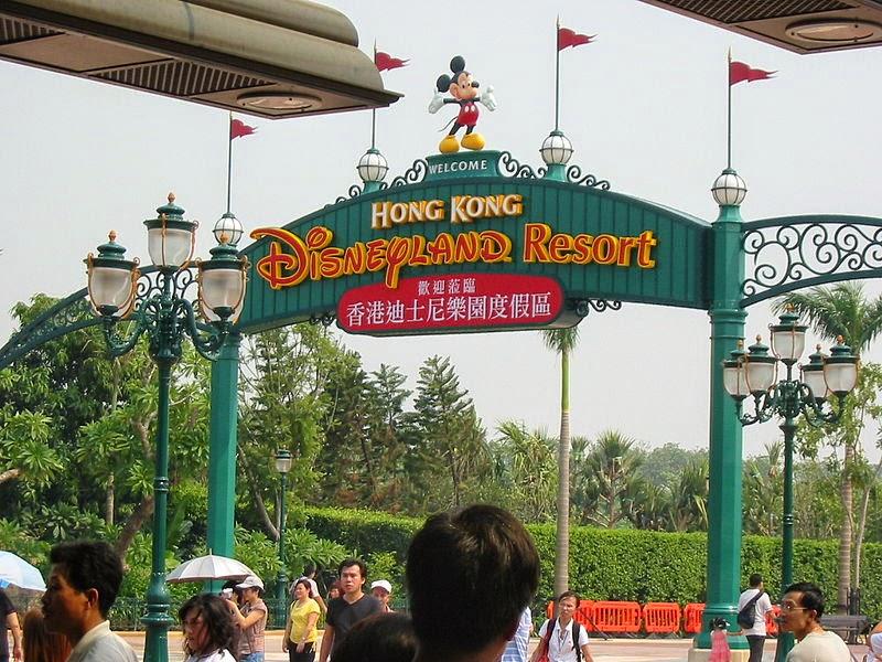 paket wisata hongkong terpopuler