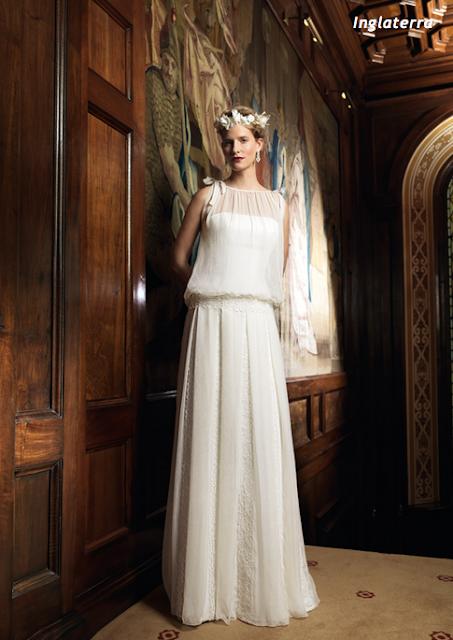 Vestido de novia vintage Raimón Bundó
