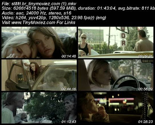 Starlet (2012) BRRip 600MB