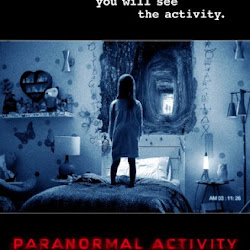 Poster Paranormal Activity: The Ghost Dimension 2015