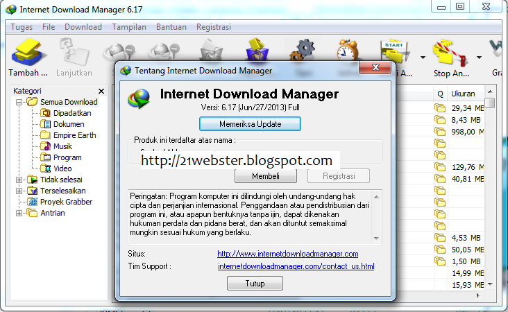 Download IDM 6.17 Full Version With Patch
