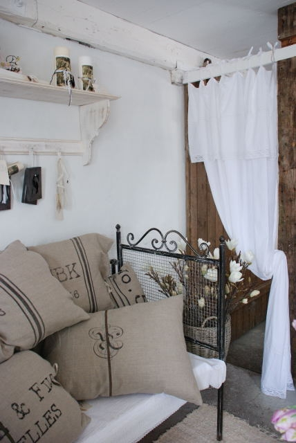Shabby in love: Shabby decorating ideas