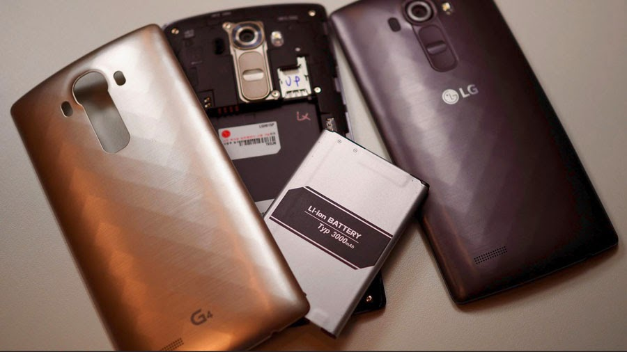 LG G4 resmi diperkenalkan, fokus pada desain, tampilan dan kamera