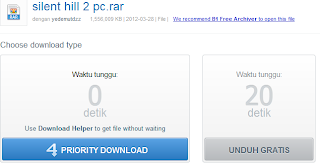 Cara Download Premium 4Shared tanpa Daftar