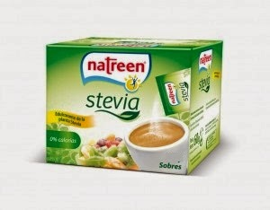 Natreen Stevia 50 sobres