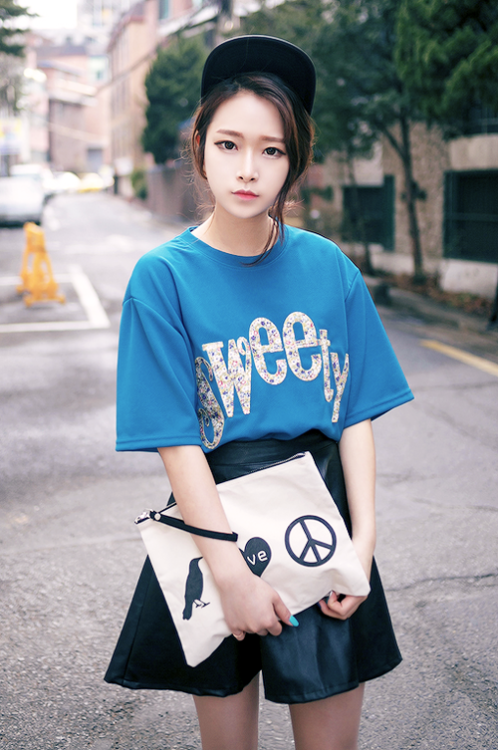 Korean Summer Fashion