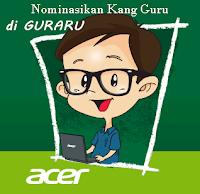 guraru award,kang guru,acer