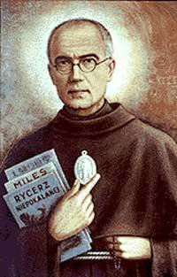 Imagens de santos - Página 3 S%25C3%25A3o+Maximiliano+Maria+Kolbe+I