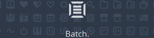 Бесплатные иконки Batch, скачать