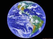 A terra dende o espacio