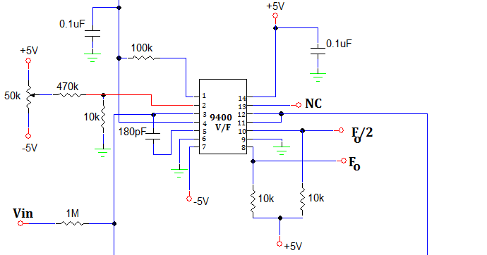 voltage+to+frequency+converter+circuit  Timer Internal Schematic on chip toy organ, geiger counter, charge controller,