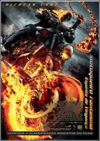Motoqueiro Fantasma 2 : Espírito de Vingança TS AVi + RMVB Dublado