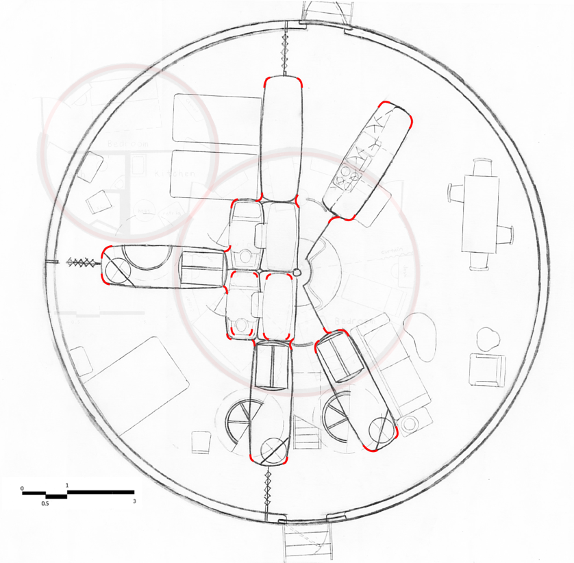 Dymaxion house plans buckminster fuller dymaxion house for Dymaxion house plans