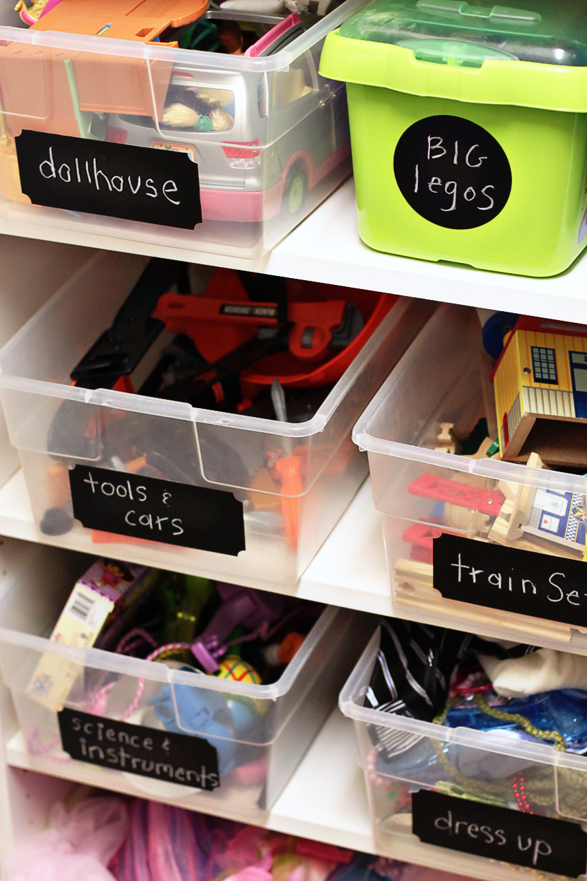 Coley 39 s corner weekend wonders the one with for Diy chalk labels