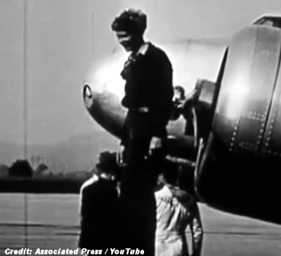 Film of Amelia Earhart, Before Fateful Flight Has Surfaced