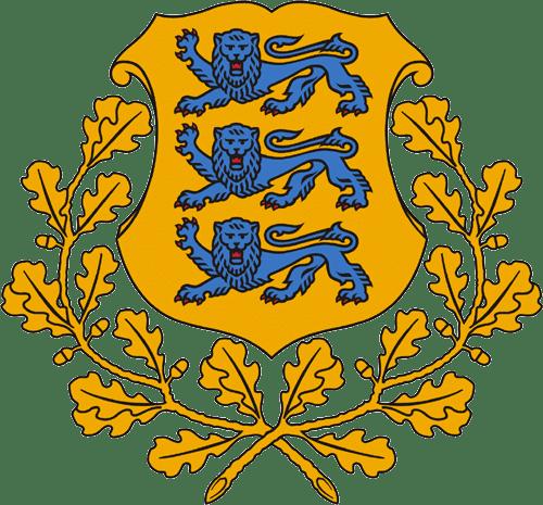 Blazono de Estonio