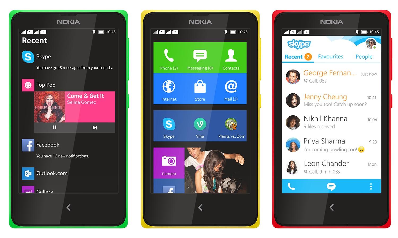 Harga Dan Spesifikasi Nokia X Maret 2015 Harga Smartphone Terbaru ...